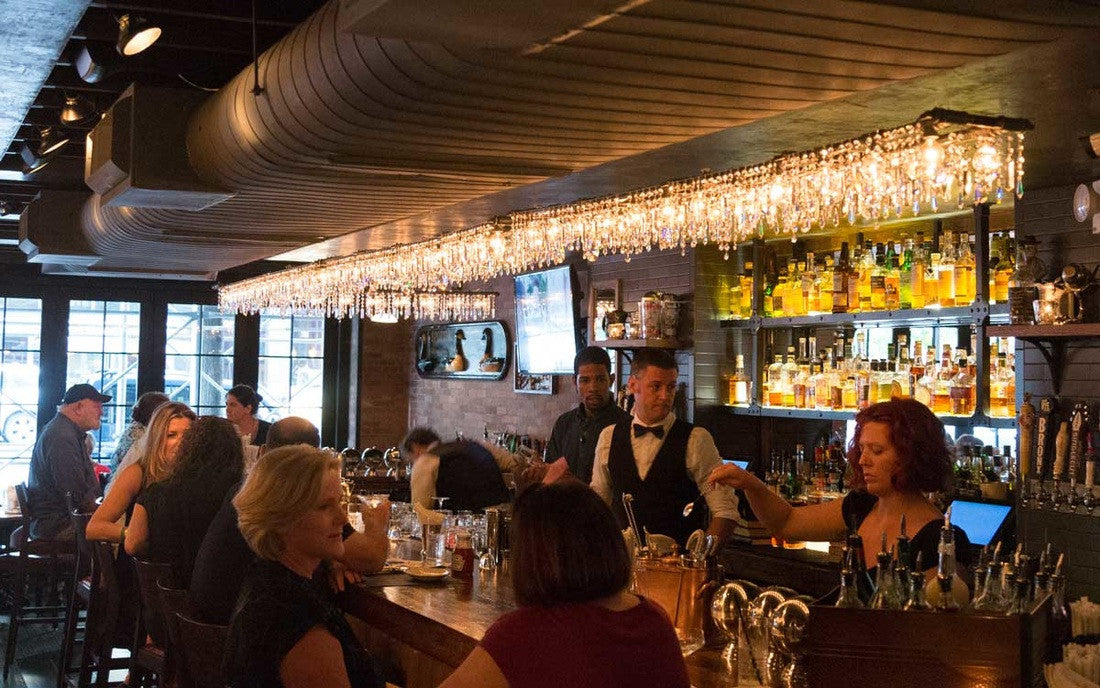 Zagat's 20 hottest new york restaurants