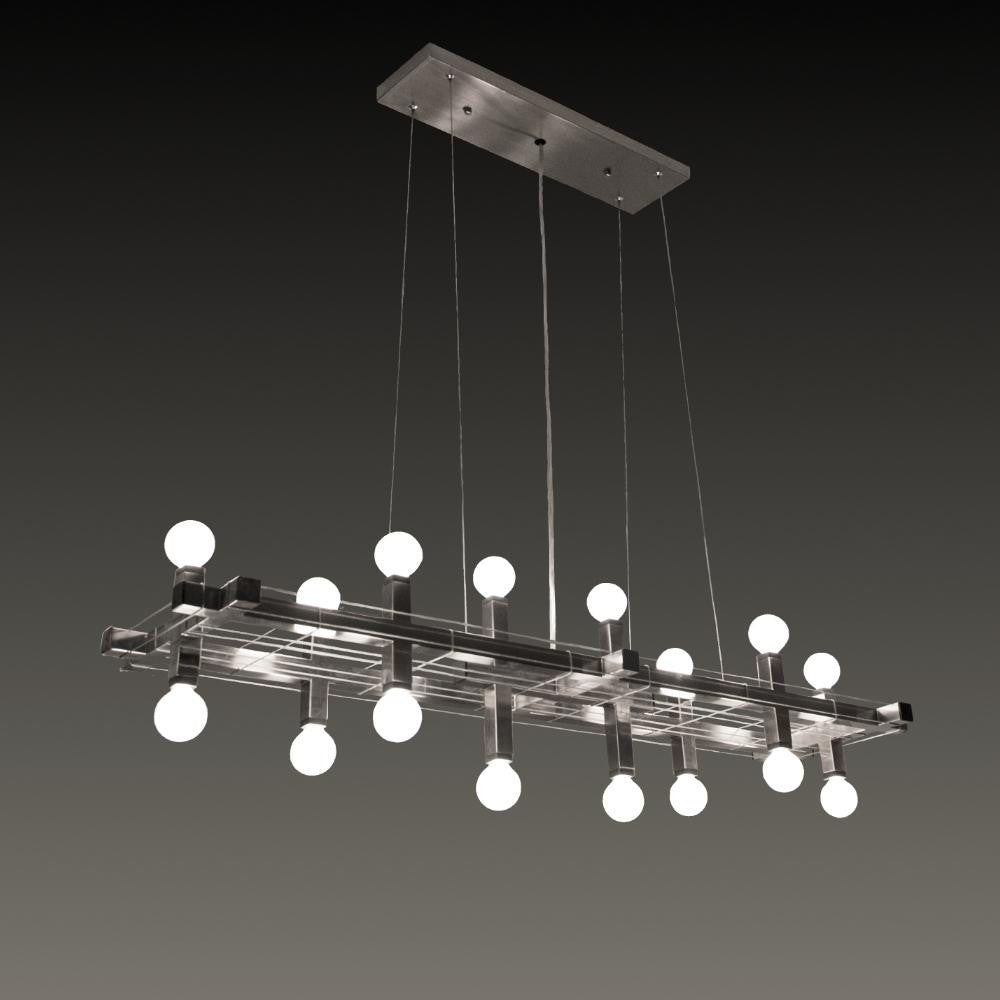Matrix Modular Linear Suspension
