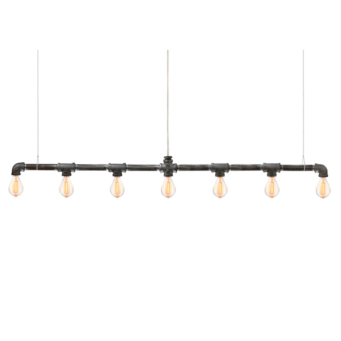 industrial chandelier lighting