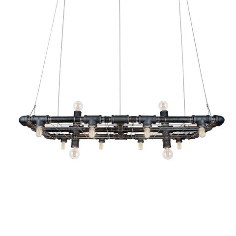 Raw Collection Mini-Banqueting Suspension