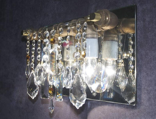 Industrial collection; Modern sconce; modern lighting; swarvoski; brass; sparkly; lighting; chandelier