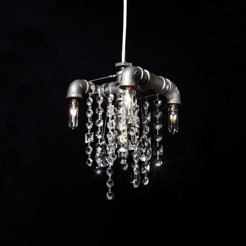 Tribeca 5-Bulb Compact Chandelier