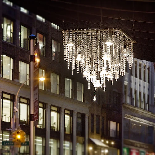 Rugged Outdoor Chandeliers to get the world's attention