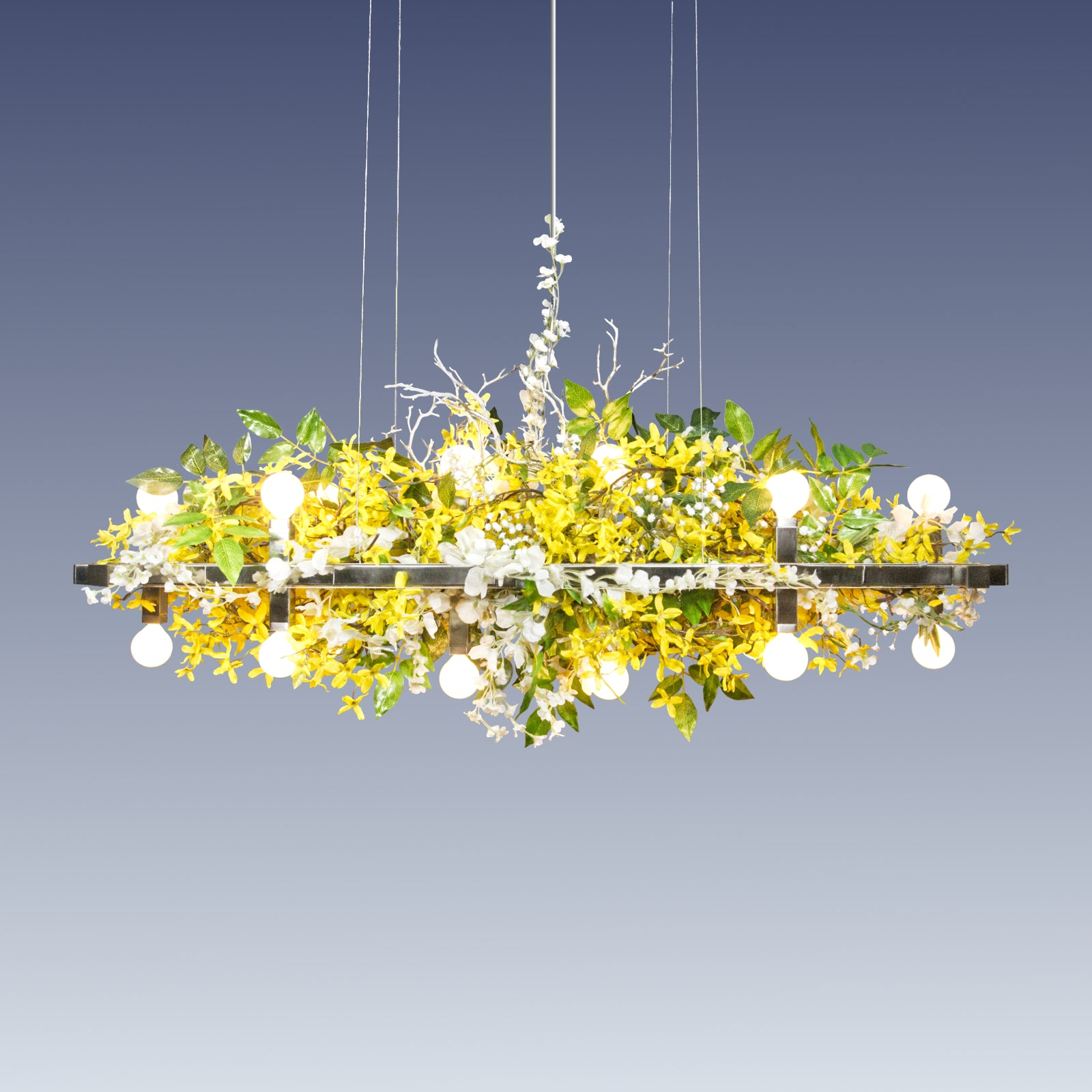 The Matrix Floral Linear Suspension