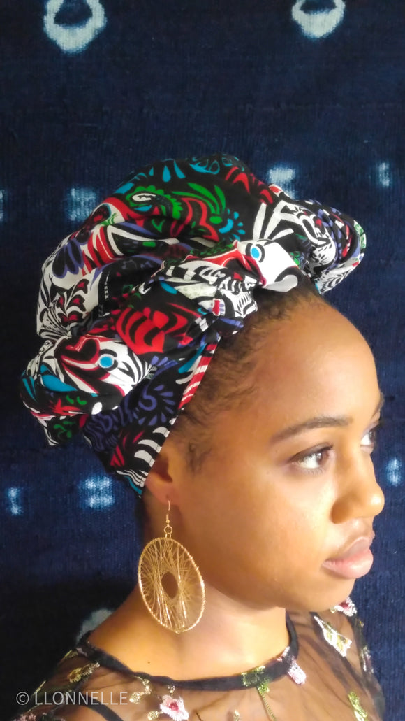 Paisley Party Head Wrap