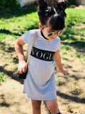 Grey Vogue T-Shirt