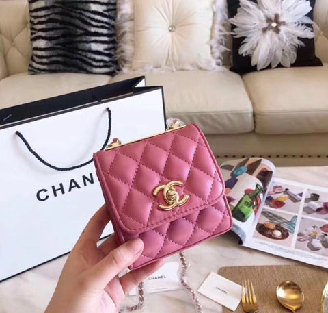 Small Luxury Chain Square Bag