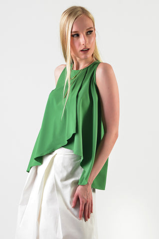 Hayami Top(17784) - Green