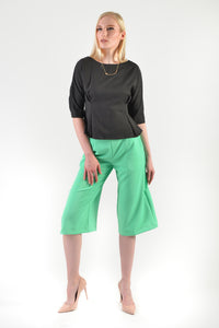 Cheerful Culotte(57796) - Jade