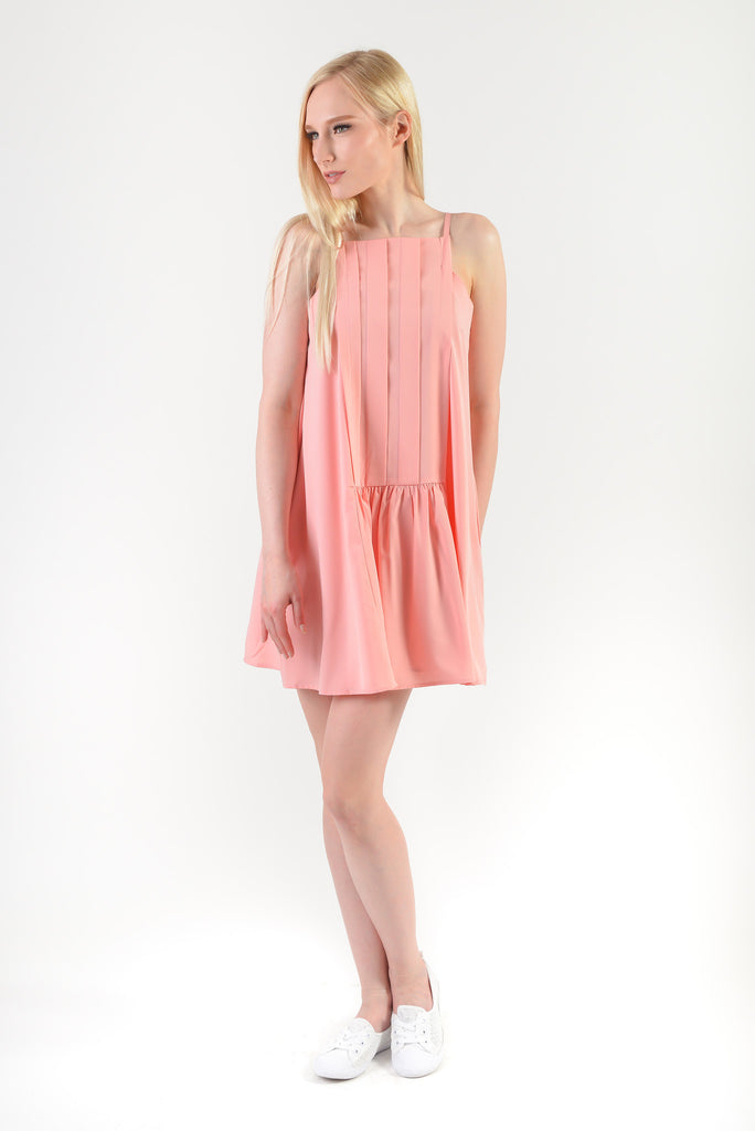 Hayami Dress(77782) - Pink