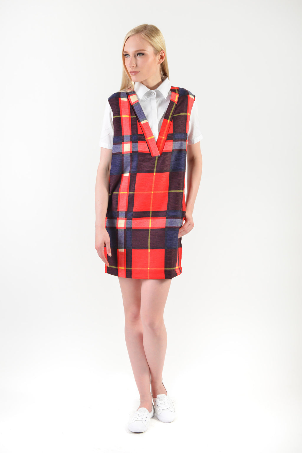 Wakumi Shirt Dress(77766)