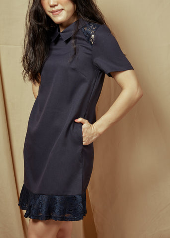 KeKe Short Sleeve Dress (78393)