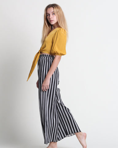 Mi Mi Stripes Long Pants (58421)