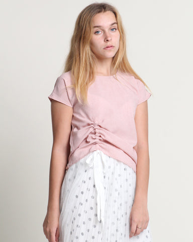 Stone Ruch Top Pink (18323)