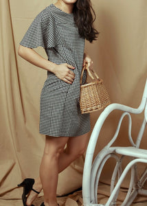Qi Qi Ribbon Dress (78390)