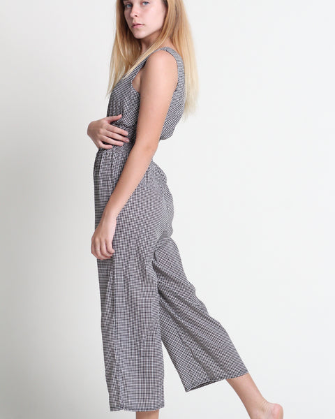 Yi Yi Sleeveless Jumpsuit (78442)