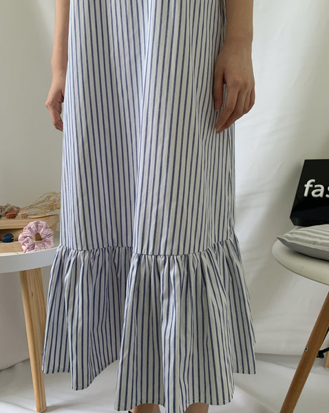 Hailey Stripes Dress (78328)