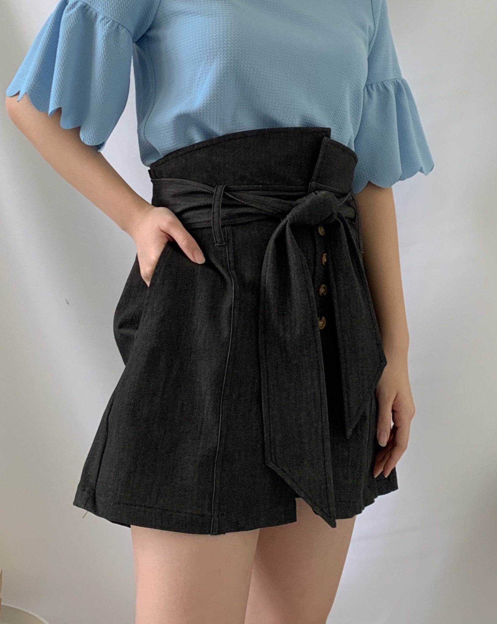 Marnie Shorts Black (58258)