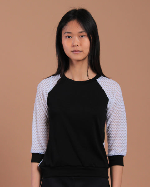 Holly Pullover White (18088)