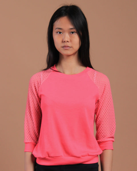 Holly Pullover Fuchsia (18088)