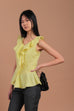 Silverline Top Yellow (18144)