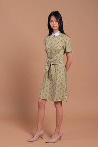 Habiki Dress Kahki (78115)