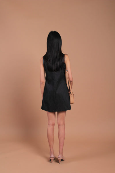 Lead V-Neck Dress (78116)