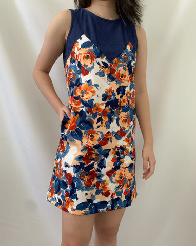 Florette Sleeveless Dress (78346)