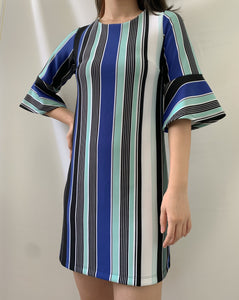 Yuka Stripes Dress(77871)