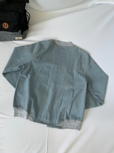 Kabuto Denim Jacket Blue (61332)