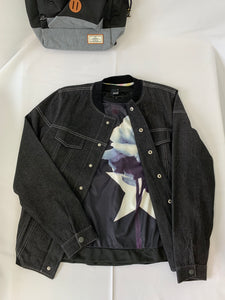 Kabuto Denim Jacket Black (61332)