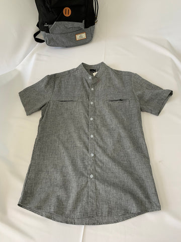 Eidos Shirt Grey (41341)