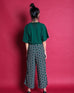 Moon Flare Pants Green (58194)