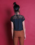 Kanari Lace Top Black (18220)