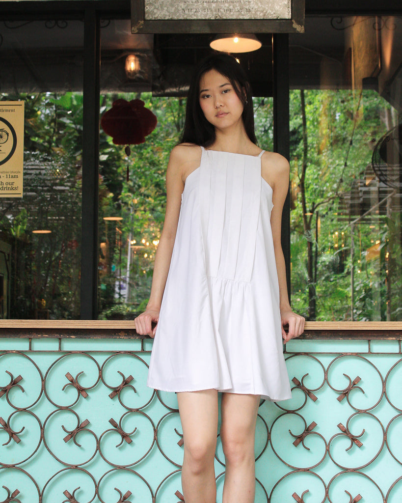 Hayami Dress White (77782)