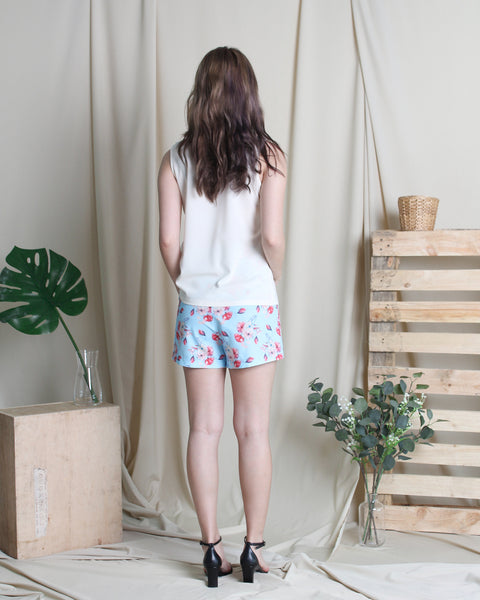 Sakura Shorts Blue (58251)