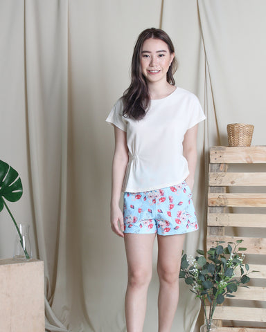 Jojo Top Off White (18282)