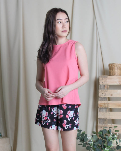 Sakura Shorts Black (58251)