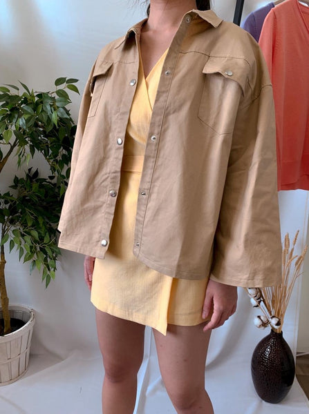 Bailey Twill Jacket