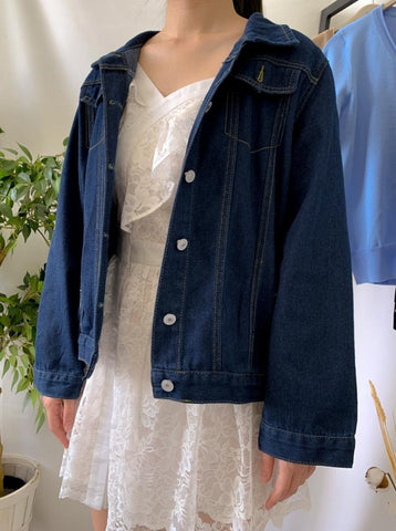Edith Denim Jacket (28480)