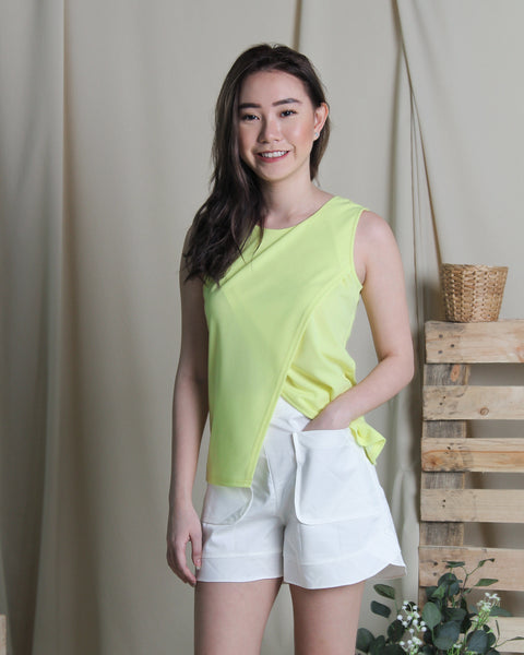 Jojo 2 Way Top Yellow (18283)