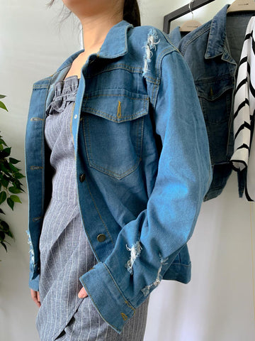 Zona Denim Jacket (28482)