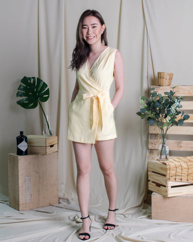 Jolly Romper Yellow (78279)