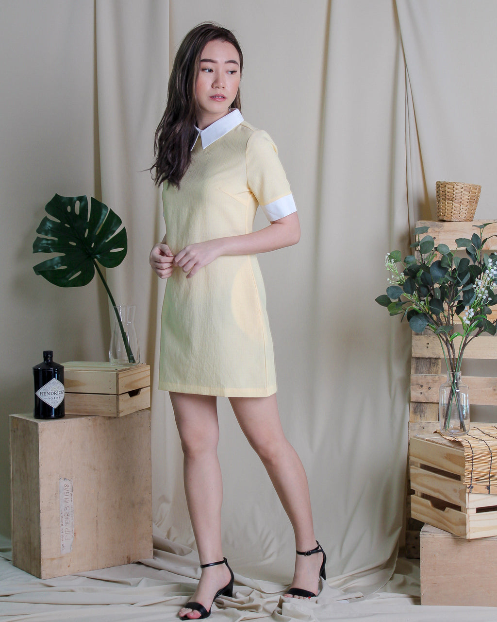 Jolly Dress Yellow (78280)