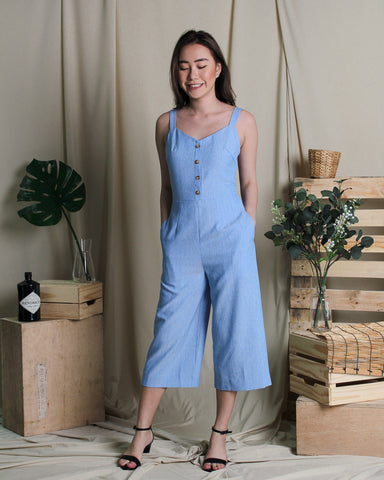 Jolly Jumpsuit Blue  (78281)