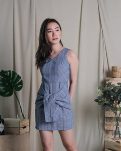 Haneda Tie Dress (78223)