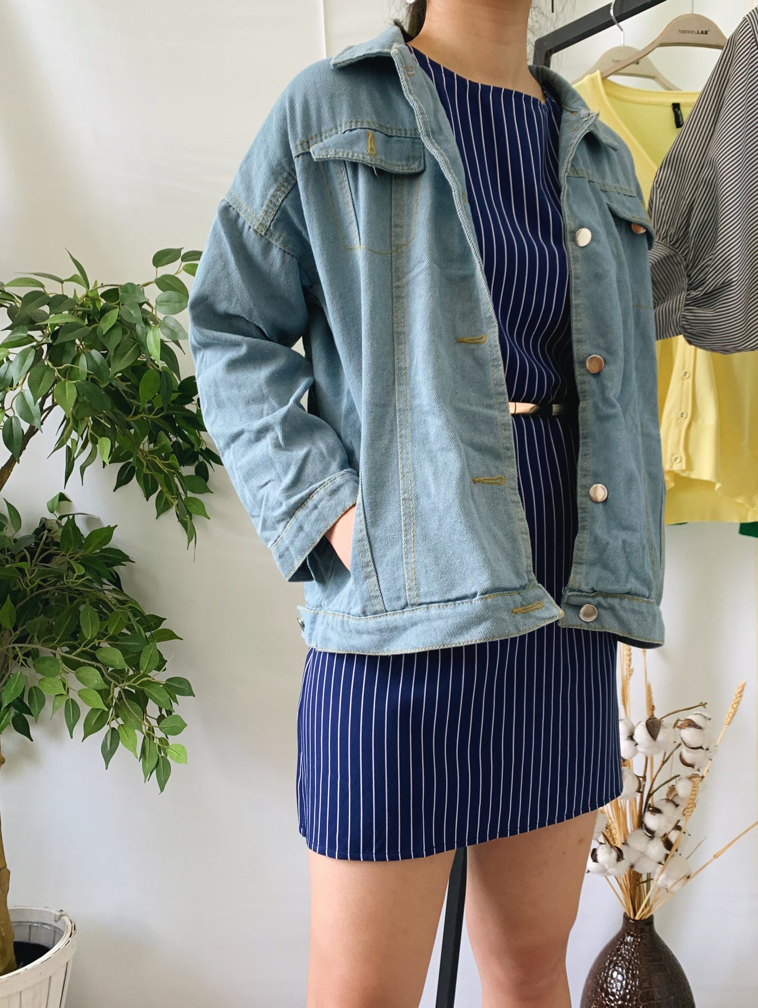 Gladys Denim Jacket (28479)