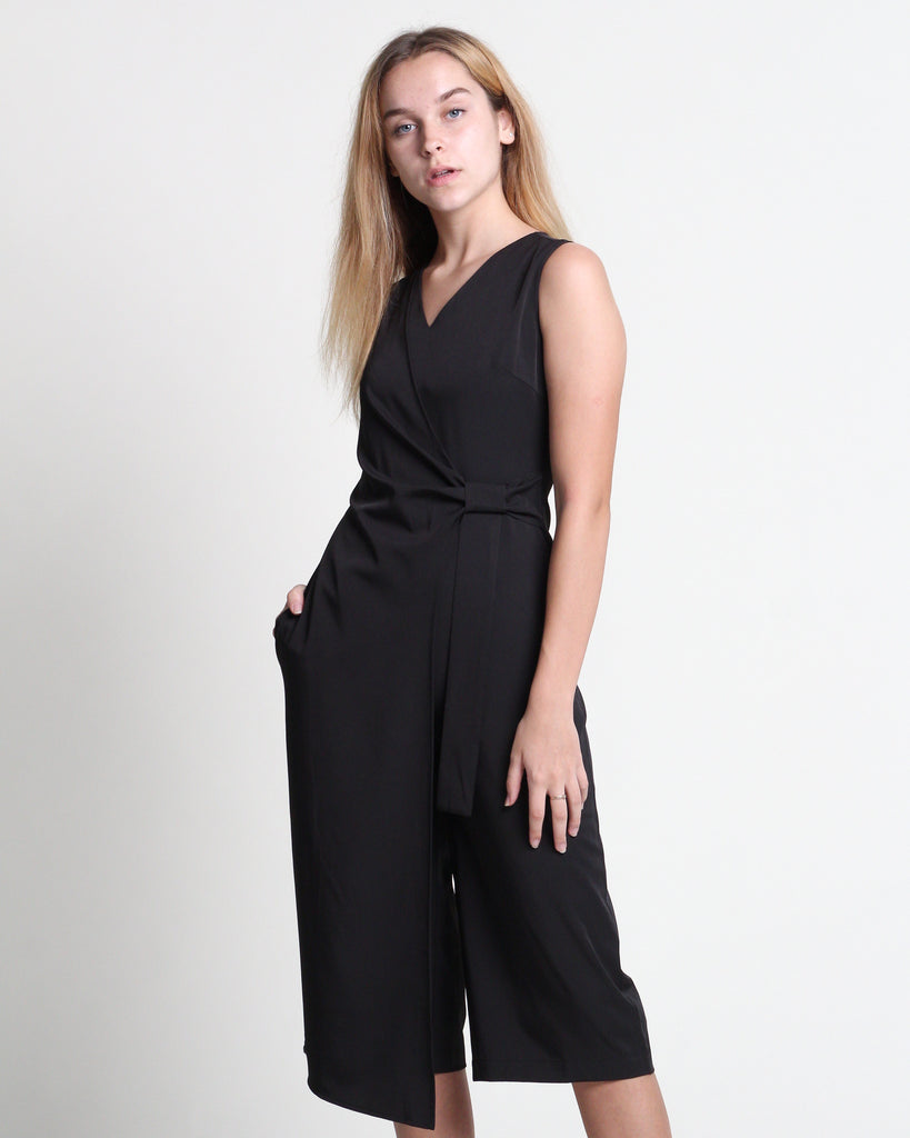 Mola Jumpsuit Black (78356)