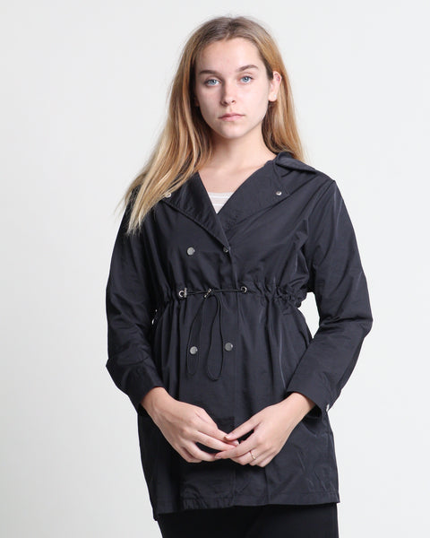 Xu Trench Jacket Black (28425)