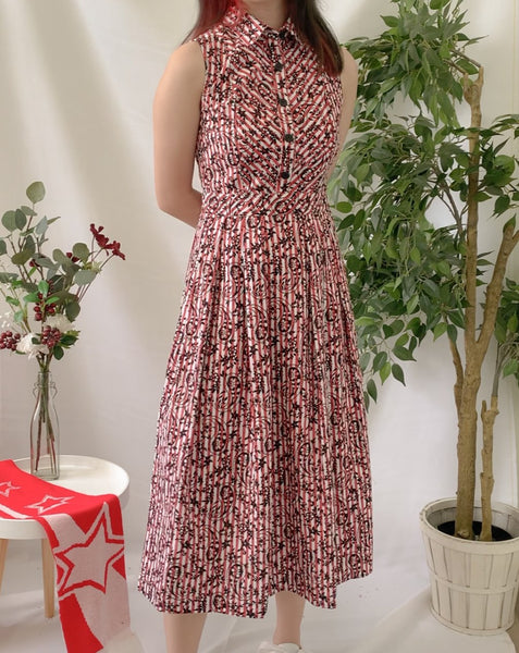 Meris Flower Dress (78469)